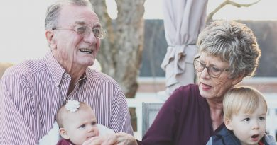 Children's Relationships With Grandparents