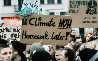 Het panel voor klimaat en duurzaamheid