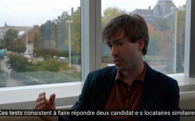Interview over onderzoek naar discriminatie