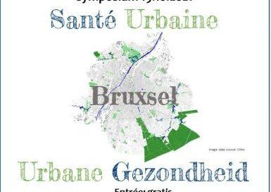 Save the date | Symposium Urbane Gezondheid Brussel – Santé Urbaine Bruxelles 19.10.2021